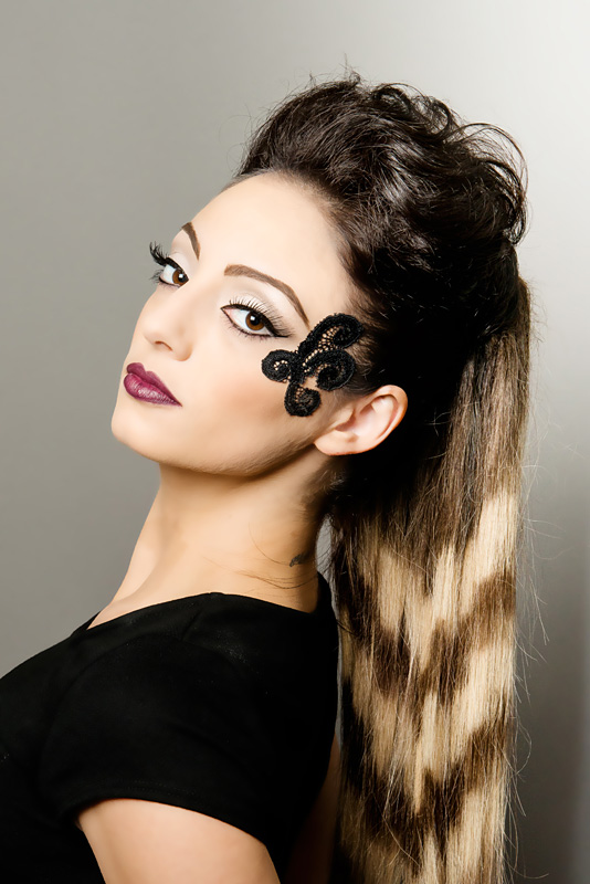 Commercial and Editorial Hair & Makeup services